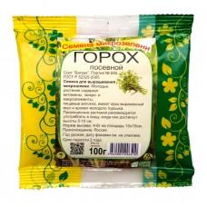 Семена микрозелени: горох посевной